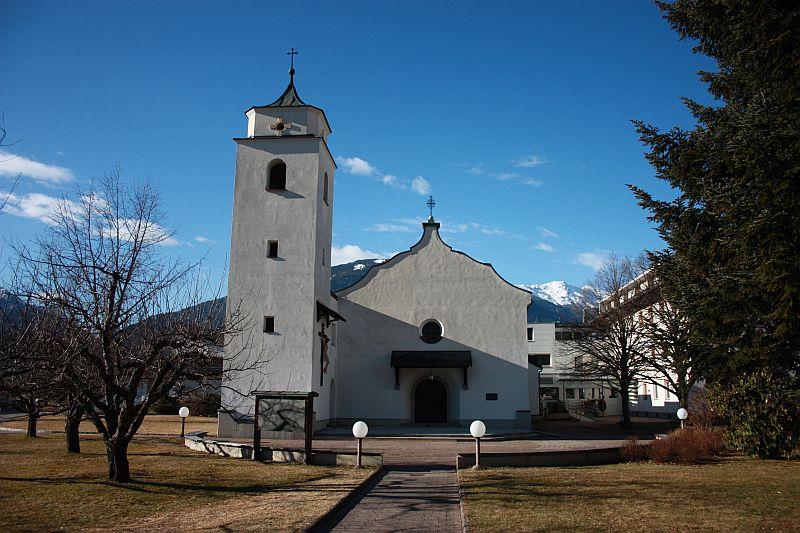 Herz Jesu Kirche Peggetz