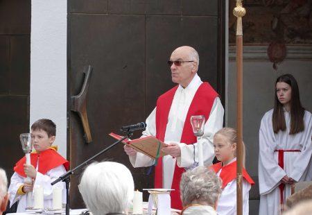 Pfingstgebet 2020 Ansprachen von P. Andreas Steiner