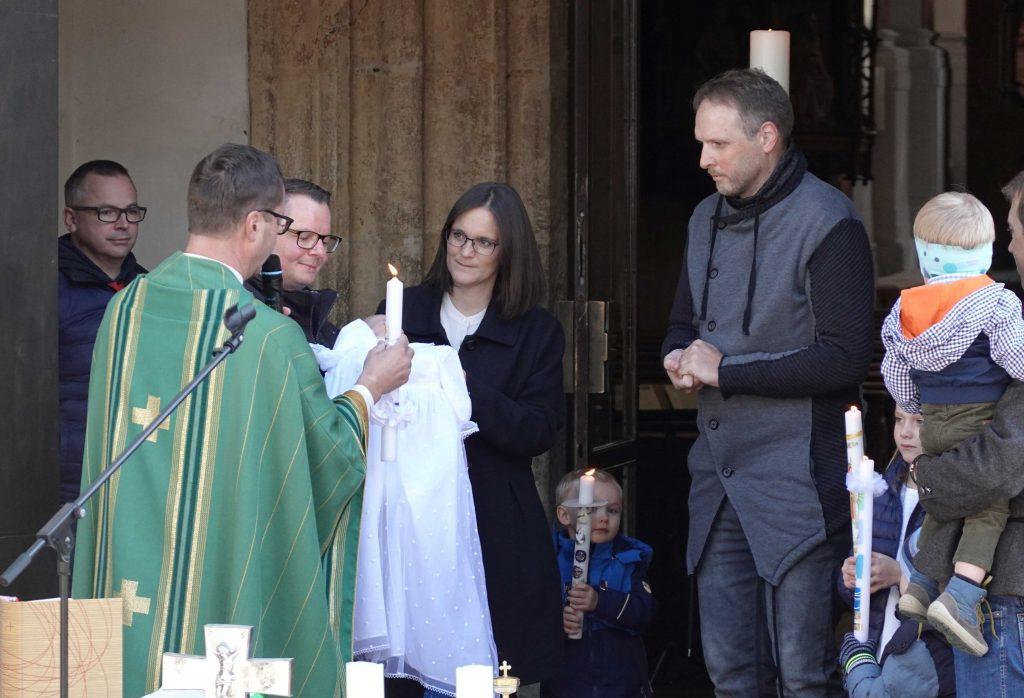Taufe Taufgespräch