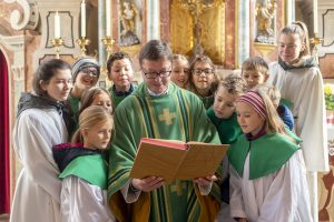 Predigten von Dekan Franz Troyer