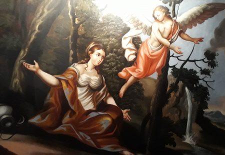 Predigt Engel in der Michaelskirche