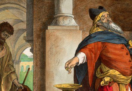 Predigt Gottlob, dass ich kein Pharisäer bin