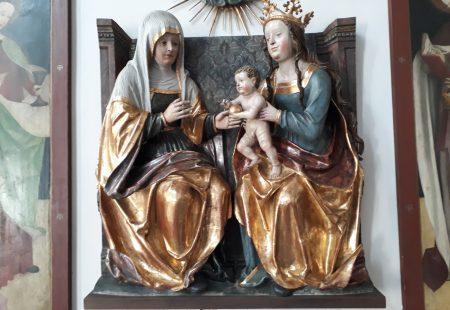 Predigt Glaubensbekenntnis mit Maria – 8. Dezember 2019