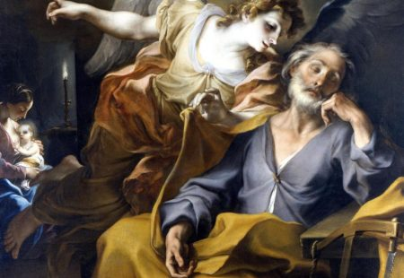 Predigt Lebensrettende Träume des Hl. Josef