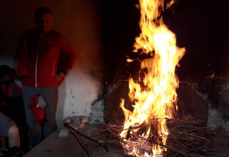 Predigt Begegnungen am Feuer