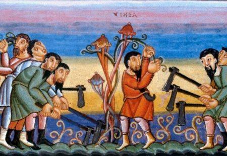 Predigt Gerecht oder ungerecht? Die Arbeiter im Weinberg
