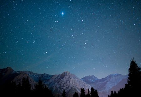 Predigt Sternenhimmel im Advent