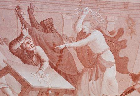 Predigt Rumpelkammer und Pulverfass