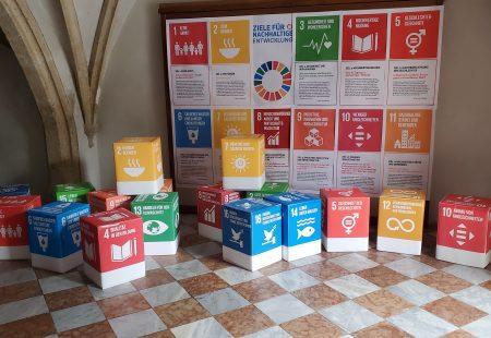 Predigt Erntedank 2021- 17 Ziele der Nachhaltigkeit